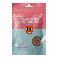 Chomp Salmon Fish Cat Treats