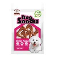 Gnawlers HowBone Dog Snacks Chicken Flavor Dog Chews