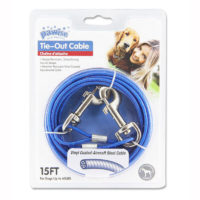Pawise Dog Tie Out Cable