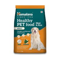 Himalaya Healthy Pet Food Meat & Rice Dog Food