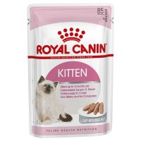Royal Canin Kitten Mousse Cat Food Pouch